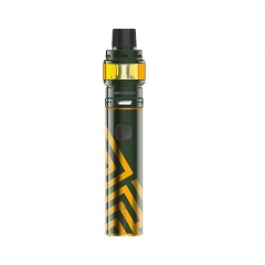 Authentic Vaporesso Cascade One Plus 3000mAh Mod + Cascade Baby SE Tank Kit 6.5ml/0.18ohm - Green