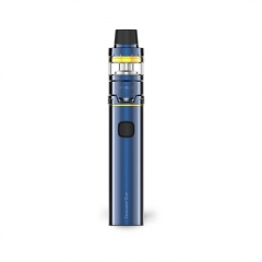 Authentic Vaporesso Cascade One Plus 3000mAh Mod + Cascade Baby Tank Kit 5ml/0.18ohm - Blue