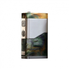 Authentic Wismec LUXOTIC NC 250W VV APV Box Mod - Green Resin