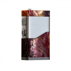 Authentic Wismec LUXOTIC NC 250W VV APV Box Mod - Red Resin