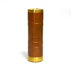 Kindbright Masterpiece Style 18650 Mechanical Mod 30mm - Copper