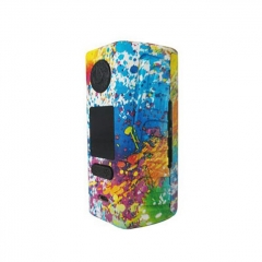 Authentic Hugo Vapor Rader Mage 218W TC VW Variable Wattage Box Mod - Splash
