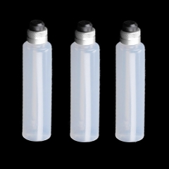 Coil Father Liquid Dispenser for Squonk Mod / Atomizer (3-Pack) - Silver