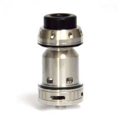 VCMT V2 Style 25mm RTA Rebuildable Tank Atomizer 2.5/4.5ml - Silver
