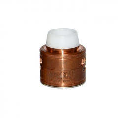 Warhead Style RDA Rebuildable Dripping Atomizer w/ BF Pin 30mm- Copper