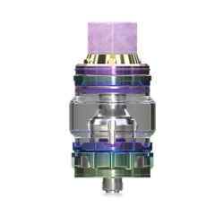 Authentic Eleaf ELLO Duro 28mm Sub Ohm Tank Clearomizer 6.5ml - Rainbow