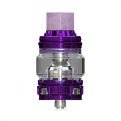 Authentic Eleaf ELLO Duro 28mm Sub Ohm Tank Clearomizer 6.5ml - Purple