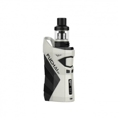 Authentic Sigelei Fuchai R7 230W TC VW APV Box Mod w/T4 Tank 2.5ml Kit - White