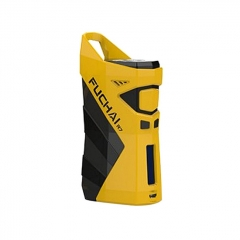Authentic Sigelei Fuchai R7 230W TC VW APV Box Mod - Yellow