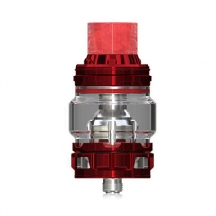 Authentic Eleaf ELLO Duro 28mm Sub Ohm Tank Clearomizer 6.5ml - Red