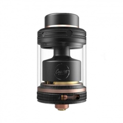 Authentic Coilart  Mage V2 24mm RTA Rebuildable Tank Atomizer 3.5ml - Black Rose Gold