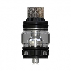 Authentic Eleaf ELLO Duro 28mm Sub Ohm Tank Clearomizer 6.5ml - Black