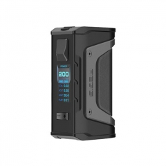 Authentic Aegis Legend 200W TC VW APV Box Mod - Stealth Black