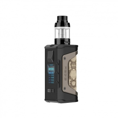 Authentic Aegis Legend 200W TC VW APV Box Mod w/4ml Aero Mesh Atomizer Kit - Snake Skin