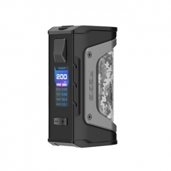 Authentic GeekVape Aegis Legend 200W TC VW APV Box Mod - Camo