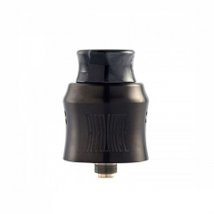 Pre-Sale Authentic Wotofo Recurve 24mm RDA Rebuildable Dripping Atomizer w/ BF Pin - Gun Metal