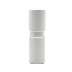 El Th Style Hybrid 18650 26mm Mechanical Mod - White Gray