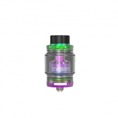 Authentic Vandy Vape Revolver 25mm RTA Rebuildable Tank Atomizer - Rainbow