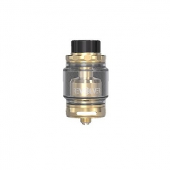 Authentic Vandy Vape Revolver 25mm RTA Rebuildable Tank Atomizer - Gold