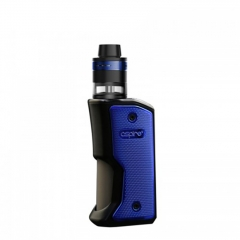 Authentic Aspire Feedlink Squonk Box Mod + Revvo Boost Tank Kit 7ml +2ml - Blue