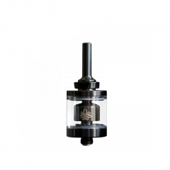 Authentic Cthulhu Hastur Mini  22mm MTL Single Coil RTA 2ml - Black