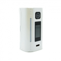 Authentic Asmodus Lustro 200W Touch Screen TC VW Variable Wattage Box Mod - White
