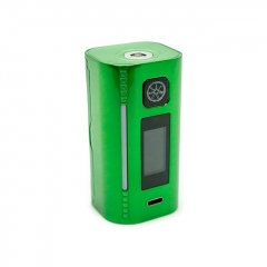 Authentic Asmodus Lustro 200W Touch Screen TC VW Variable Wattage Box Mod - Green