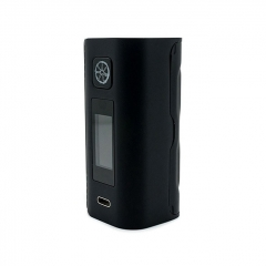 Authentic Asmodus Lustro 200W Touch Screen TC VW Variable Wattage Box Mod - Black