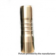 El Th Style Hybrid 18650/20700 26mm Mechanical Mod - Brass