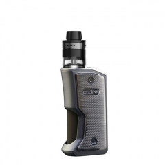 Authentic Aspire Feedlink Squonk Box Mod + Revvo Boost Tank Kit 7ml +2ml - Silver