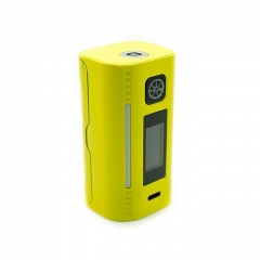 Authentic Asmodus Lustro 200W Touch Screen TC VW Variable Wattage Box Mod - Yellow