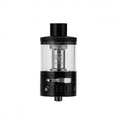 Authentic Steam Crave Aromamizer Plus 30mm RDTA Rebuildable Dripping Tank Atomizer 10ml - Black