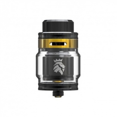 Authentic KAEES Solomon 2 RTA 24mm Rebuildable Tank Atomizer 5ml - Black