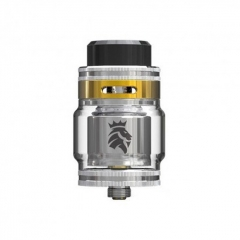 Authentic KAEES Solomon 2 RTA 24mm Rebuildable Tank Atomizer 5ml - Silver