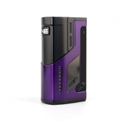 Authentic Dovpo VEE VV Variable Voltage Box Mod - Purple