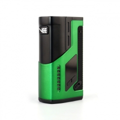 Authentic Dovpo VEE VV Variable Voltage Box Mod - Green