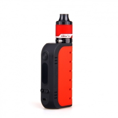 Authentic Yosta Livepor 160W Temperature Control TC/VV/VW Mod Kit - Red