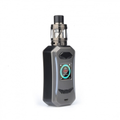 Pre-Sale Authentic Pioneer4You iPV Trantor 200W YiHi SX500A Chip Dual Battery Box Mod w/iPV LXV4 26mm Tank Kit - Gun Metal