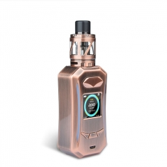 Pre-Sale Authentic Pioneer4You iPV Trantor 200W YiHi SX500A Chip Dual Battery Box Mod w/iPV LXV4 26mm Tank Kit - Bronze
