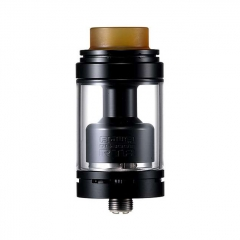 Authentic Footoon Aqua Reboot 24mm RTA Rebuildable Tank Atomizer 4.3ml - Black