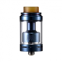 Authentic Footoon Aqua Reboot 24mm RTA Rebuildable Tank Atomizer 4.3ml - Blue