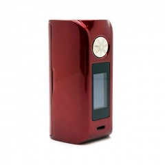 Authentic Asmodus Minikin V2 180W TC VW Variable Wattage Box Mod - Red