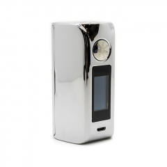 Authentic Asmodus Minikin V2 180W TC VW Variable Wattage Box Mod - Silver