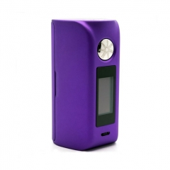 Authentic Asmodus Minikin V2 180W TC VW Variable Wattage Box Mod - Purple