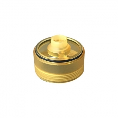 YFTK Replacement Internal Tube for Dvarw Style MTL RTA - Yellow