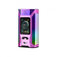 Authentic Wismec Sinuous RAVAGE230 200W TC VW APV Mod  - Gloss Purple