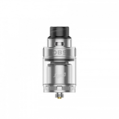 Authentic OBS Engine II 26mm RTA Rebuildable Tank Atomizer 5ml - Silver