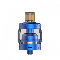 Authentic Advken MANTA MTL 24mm RTA Rebuildable Tank Atomizer 3ml - Blue