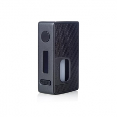 Authentic Hotcig RSQ 80W Squonk TC VW Variable Wattage Box Mod - Gray