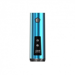 Authentic IJOY Saber 100W VW Variable Wattage Mod w/ 20700 Battery - Blue